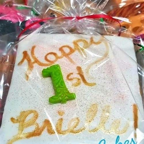 Lucy's Cakes & Crumbs - Happy 1st