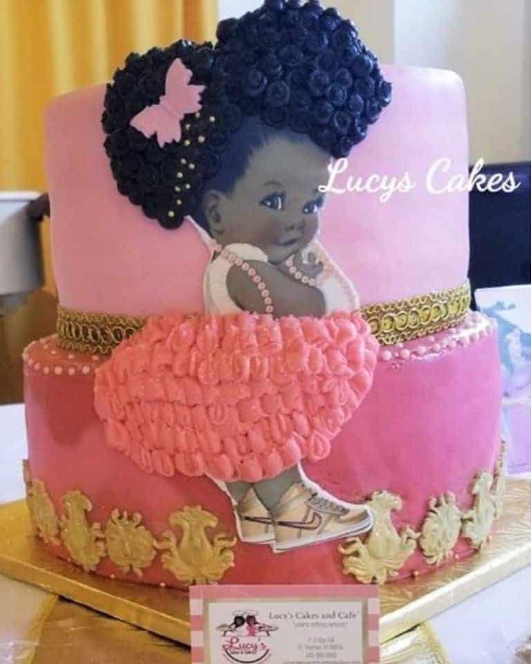 Lucy's Cakes & Crumbs - Baby Diva