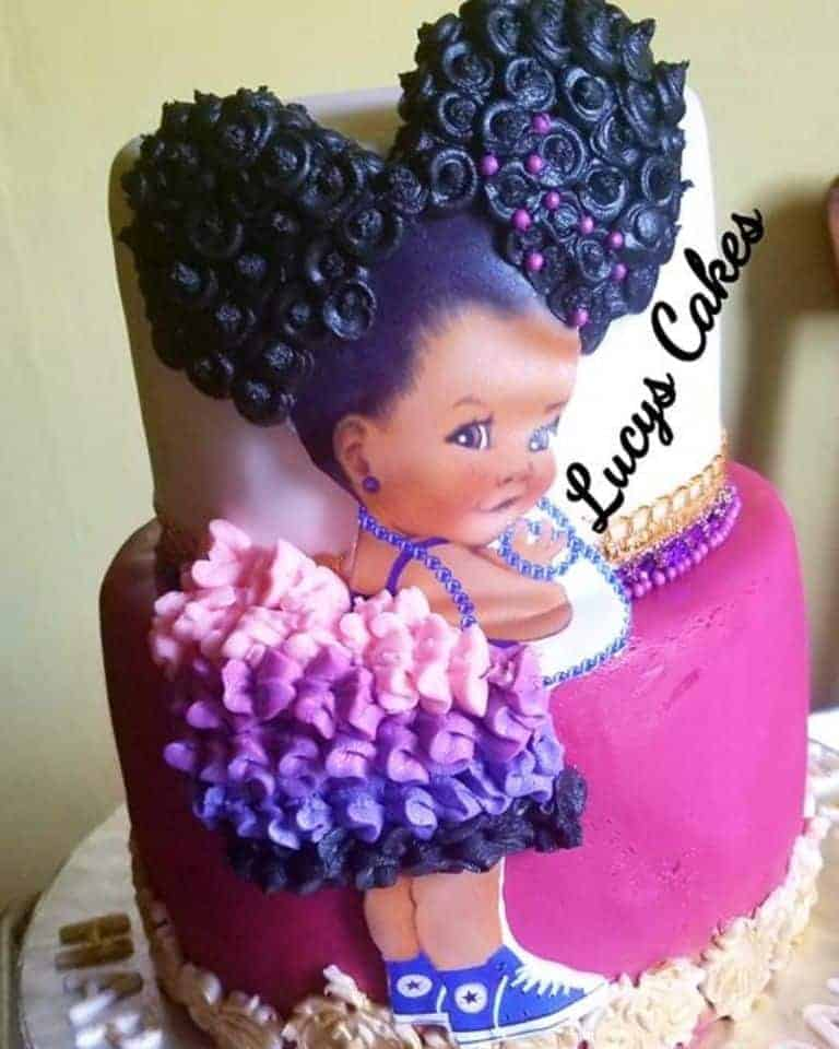 Lucys Cakes & Crumbs - Baby Doll