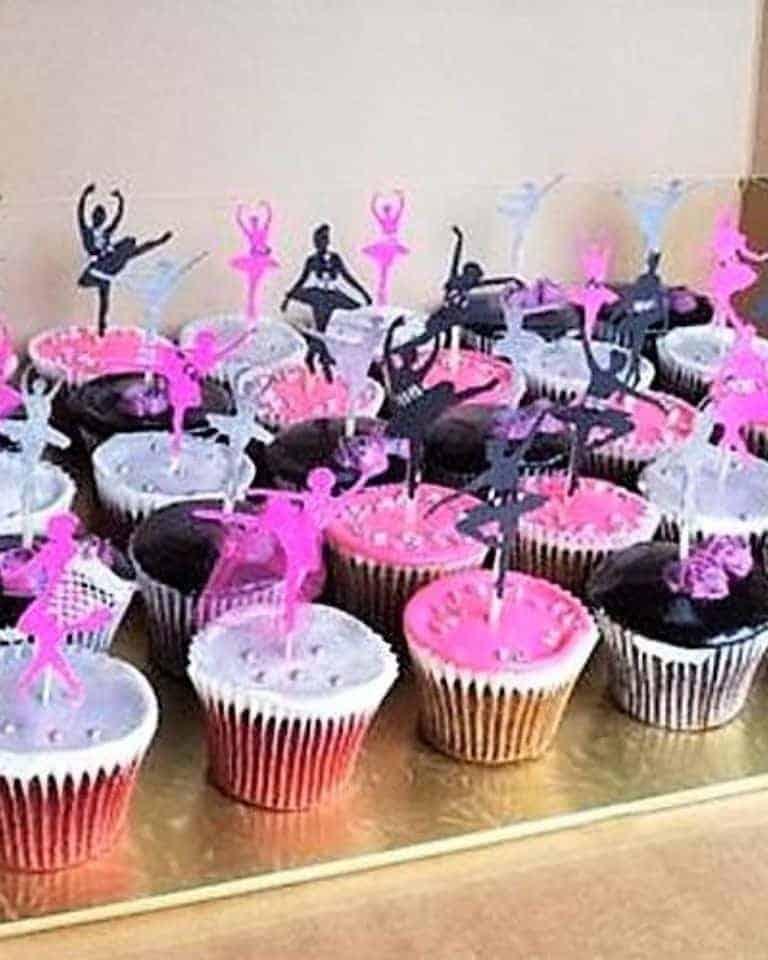 Lucy's Cakes & Crumbs - Ballerina