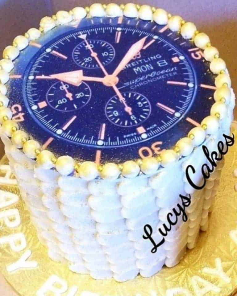 Lucy's Cakes & Crumbs - Breitling