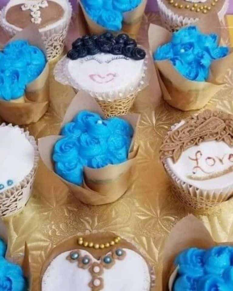 Lucy's Cakes & Crumbs - Bridal Shower