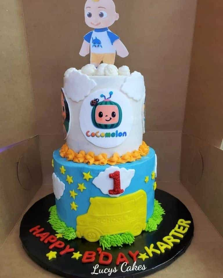 Lucy's Cakes & Crumbs - CocoMelon