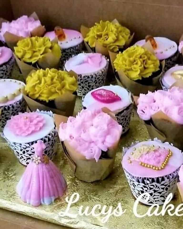 Lucy's Cakes & Crumbs - Cupcake Diva