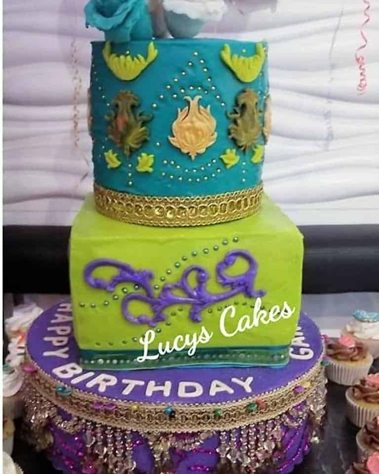 Lucy's Cakes & Crumbs - Indian Theme