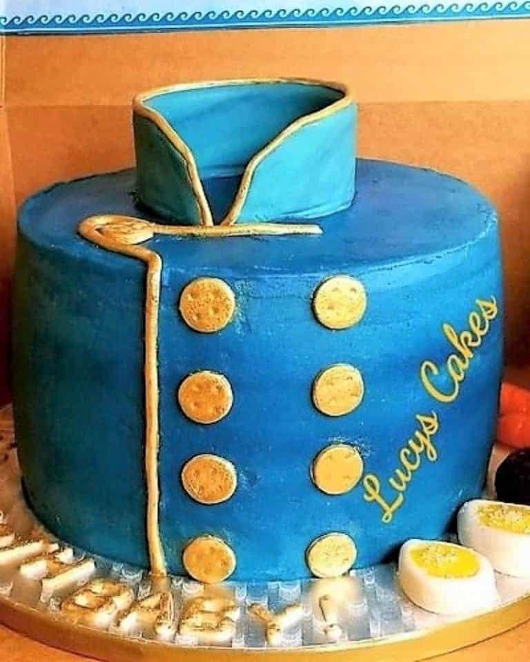 Lucy's Cakes & Crumbs - Jacket