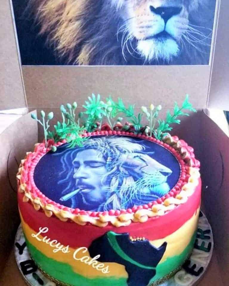 Lucy's Cakes & Crumbs - Judah
