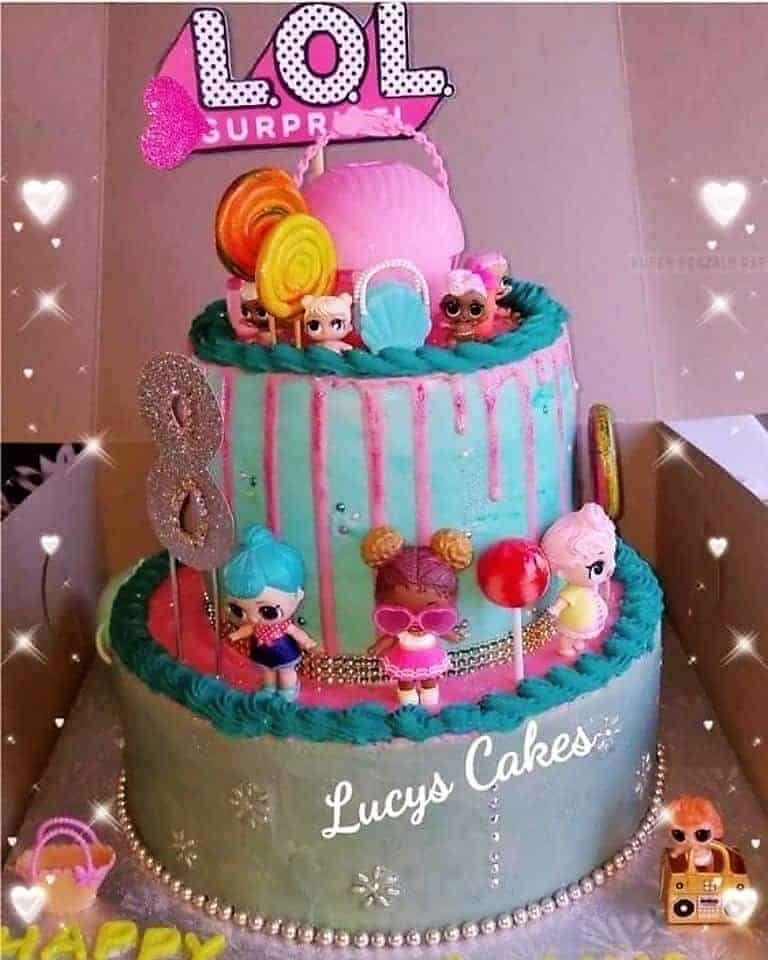 Lucy's Cakes & Crumbs - LOL