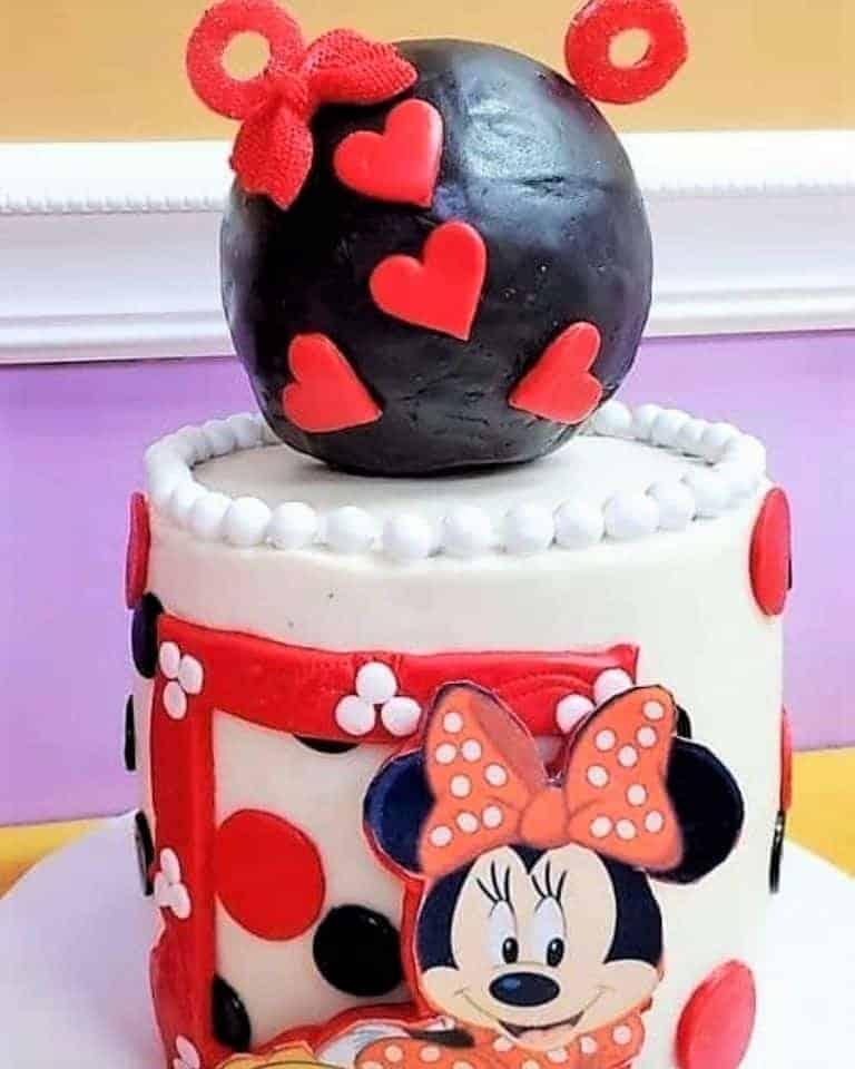 Lucy's Cakes & Crumbs - Minnie Big