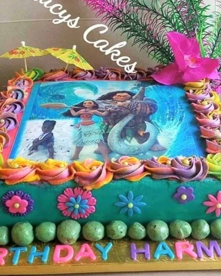 Lucy's Cakes & Crumbs - Moana
