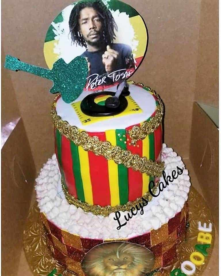 Lucys Cakes & Crumbs - Peter Tosh