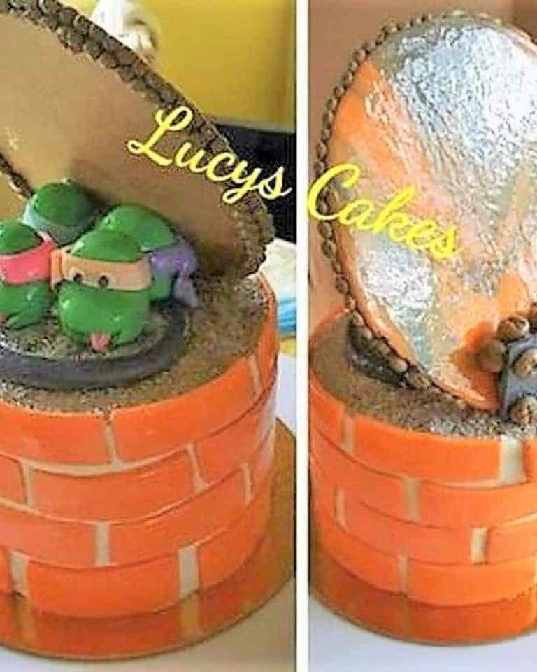 Lucy's Cakes & Crumbs - Pot