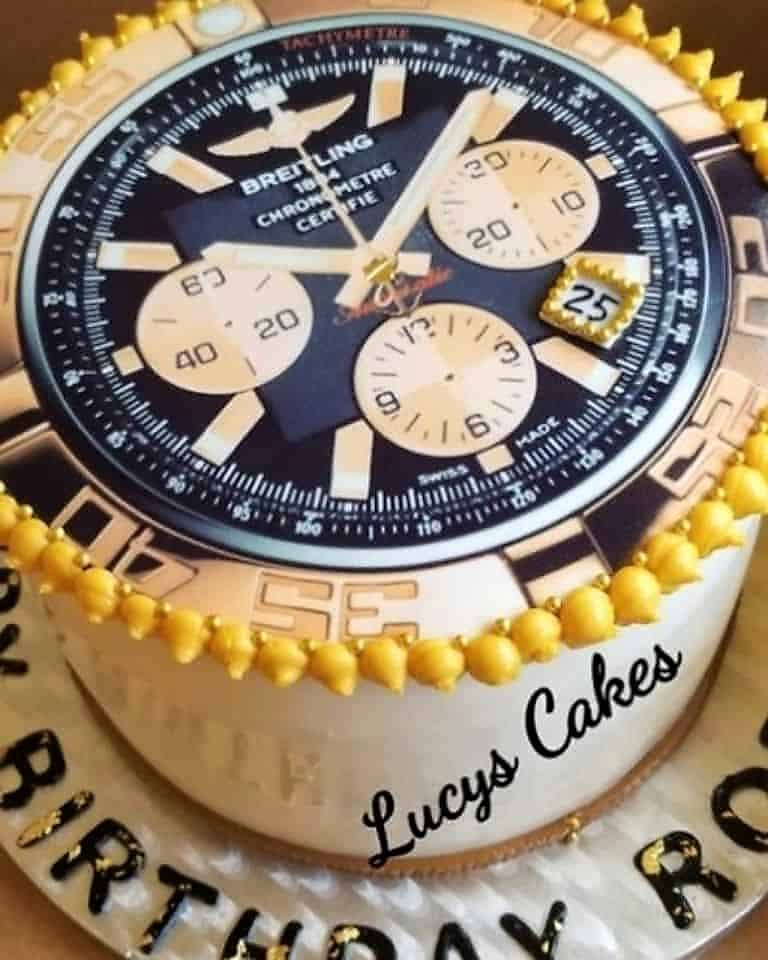 Lucy's Cakes & Crumbs - Watch