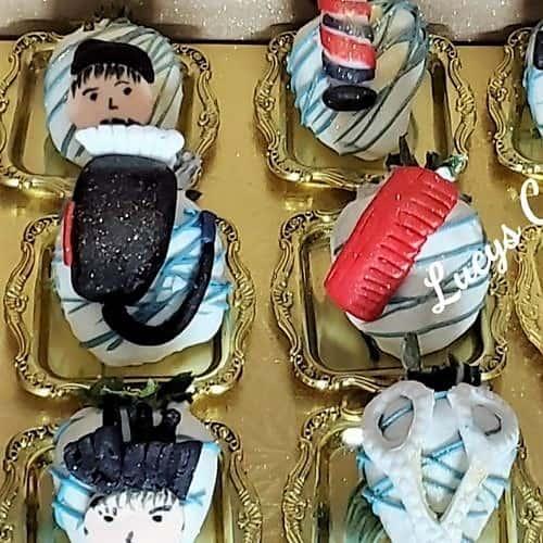 Lucy's Cakes & Crumbs - Salon