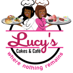 Lucy's Cakes & Crumbs Logo