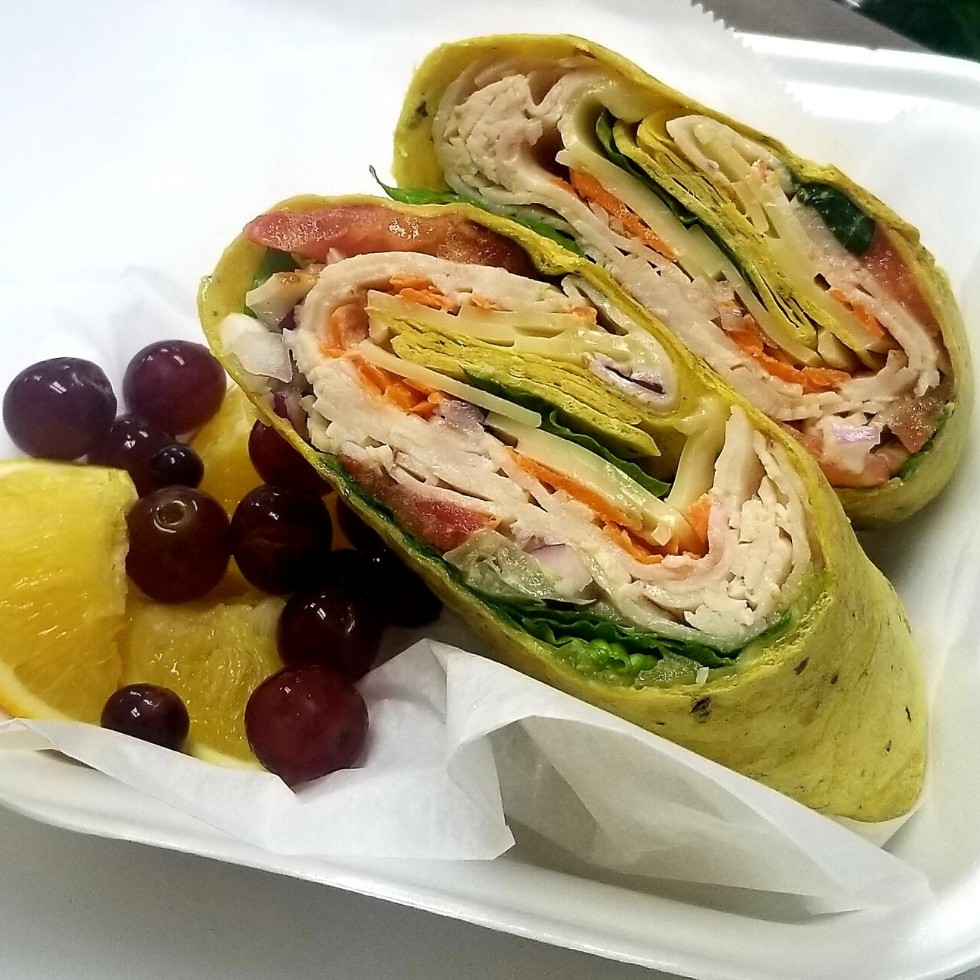 Lucy's Cakes and Crumbs - Wraps