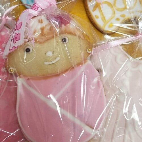 Lucy's Cakes & Crumbs - Baby Cookies
