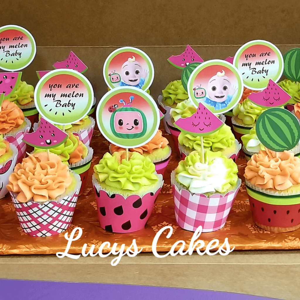 Lucy's Cakes & Crumbs - Baby CocoMelon