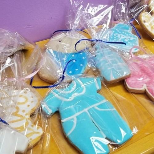 Lucy's Cakes & Crumbs - Christening Cookies