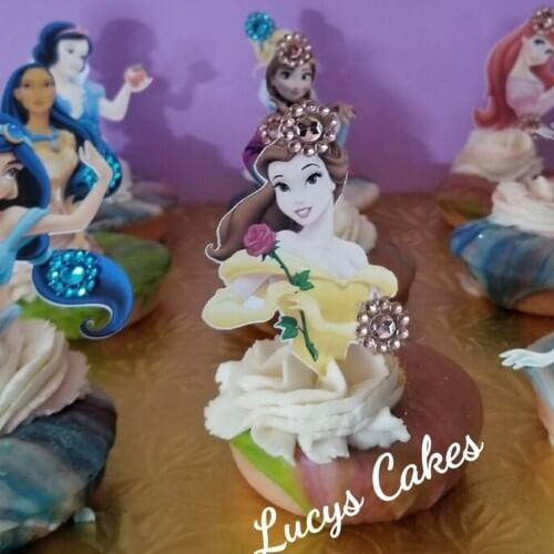 Lucy's Cakes & Crumbs - Disney Donuts