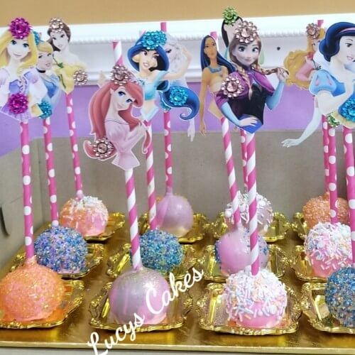 Lucy's Cakes and Crumbs - Disney Pops
