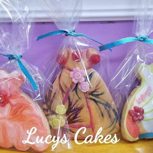 Lucy's Cakes & Crumbs - Disney Princess Dress