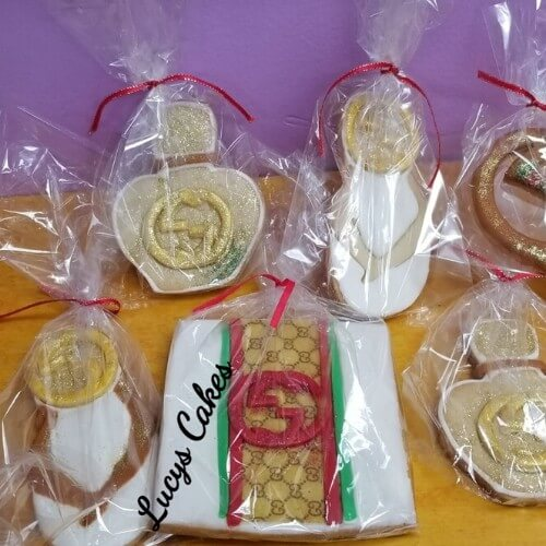 Lucy's Cakes & Crumbs - Gucci Cookies