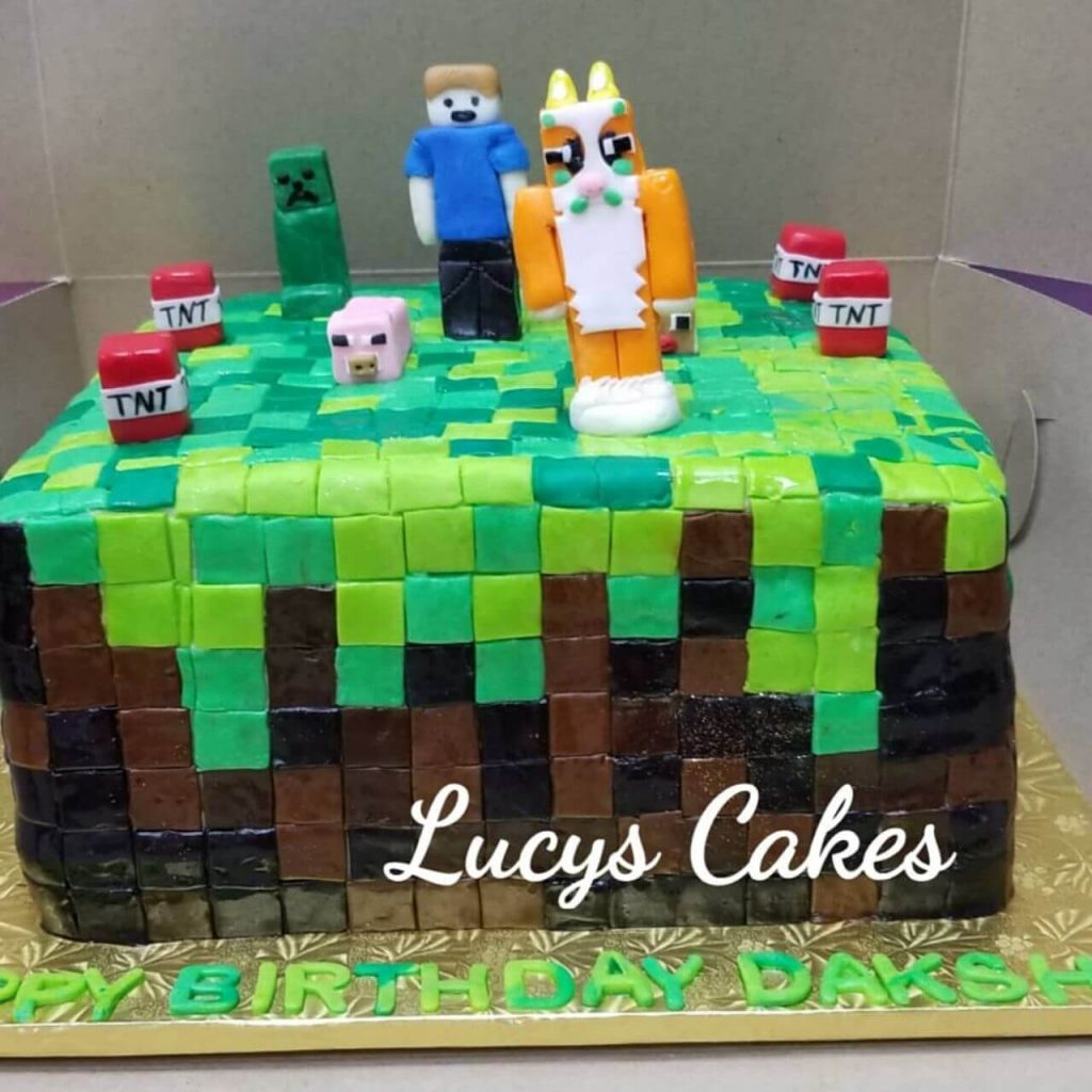 Lucy's Cakes & Crumbs - Lego