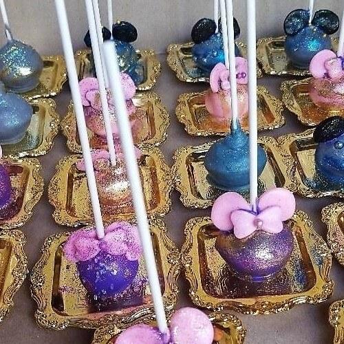 Lucy's Cakes & Crumbs - PurplePink Cakepops