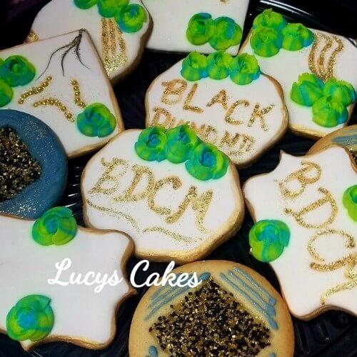 Lucy's Cakes & Crumbs - Cookie Platter