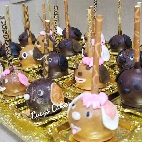 Lucy's Cakes & Crumbs - Pup Pops