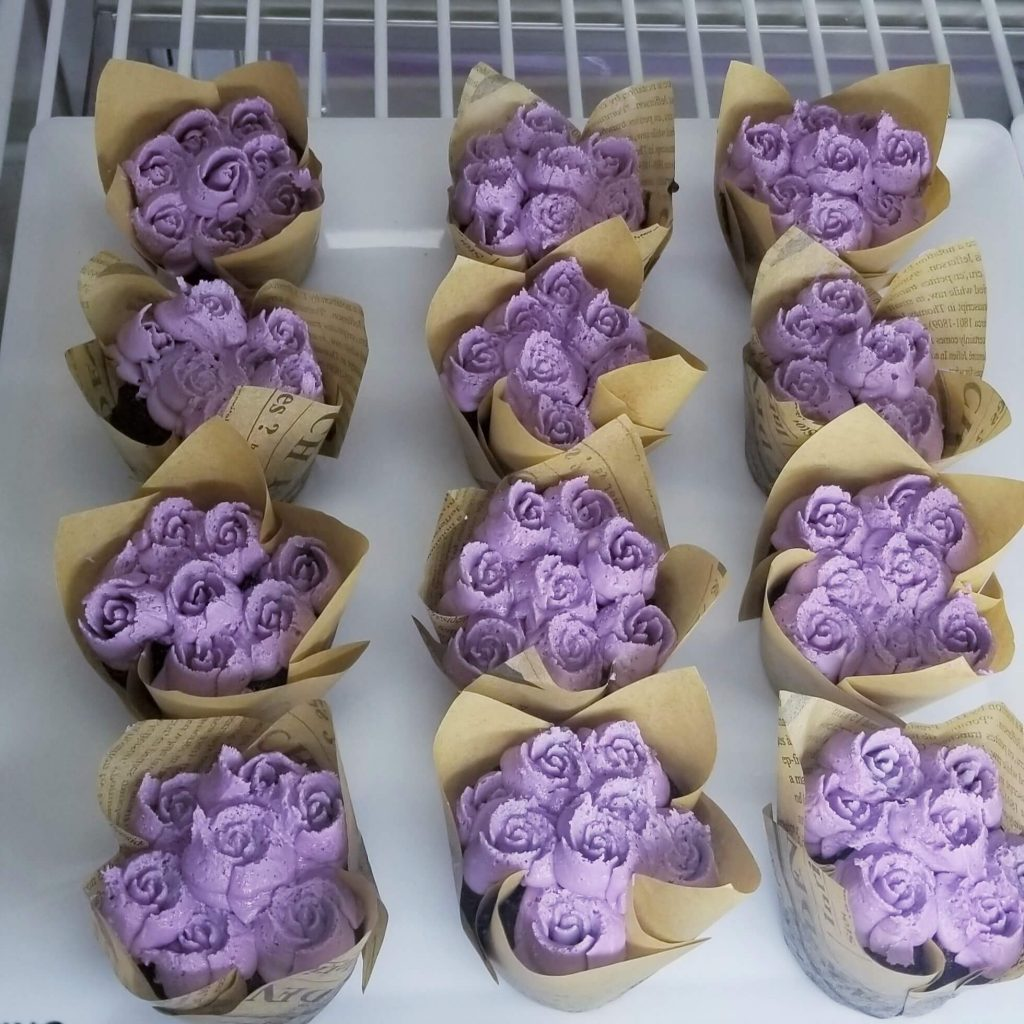 Lucy's Cakes & Crumbs - Cup Cakes
