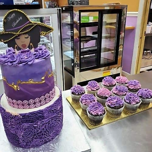 Purple Galore