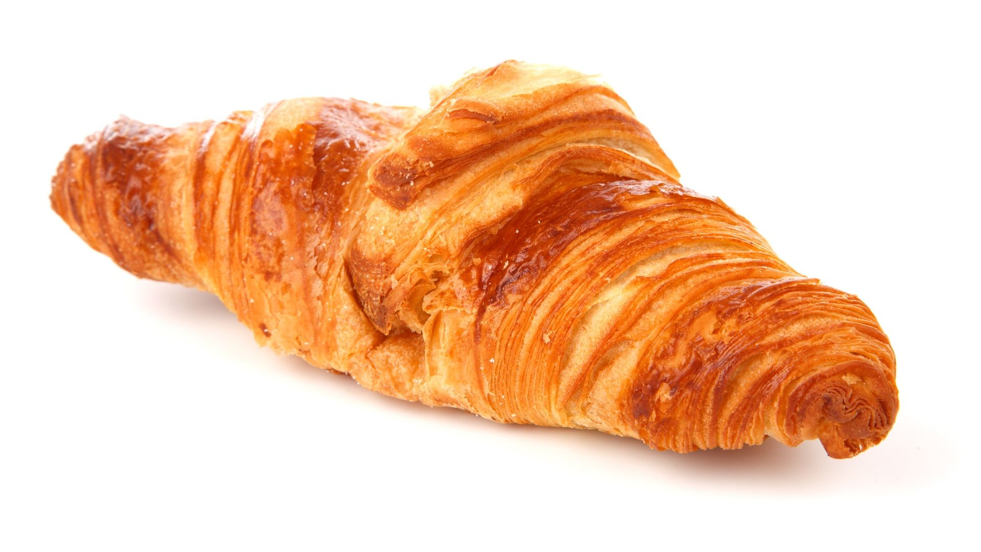 Lucy's Cakes & Crumbs - Croissant