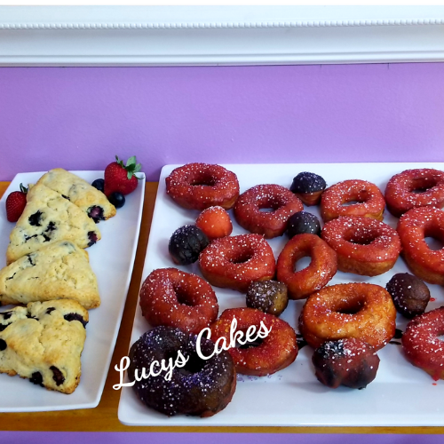 Lucy's Cakes & Crumbs - Donuts
