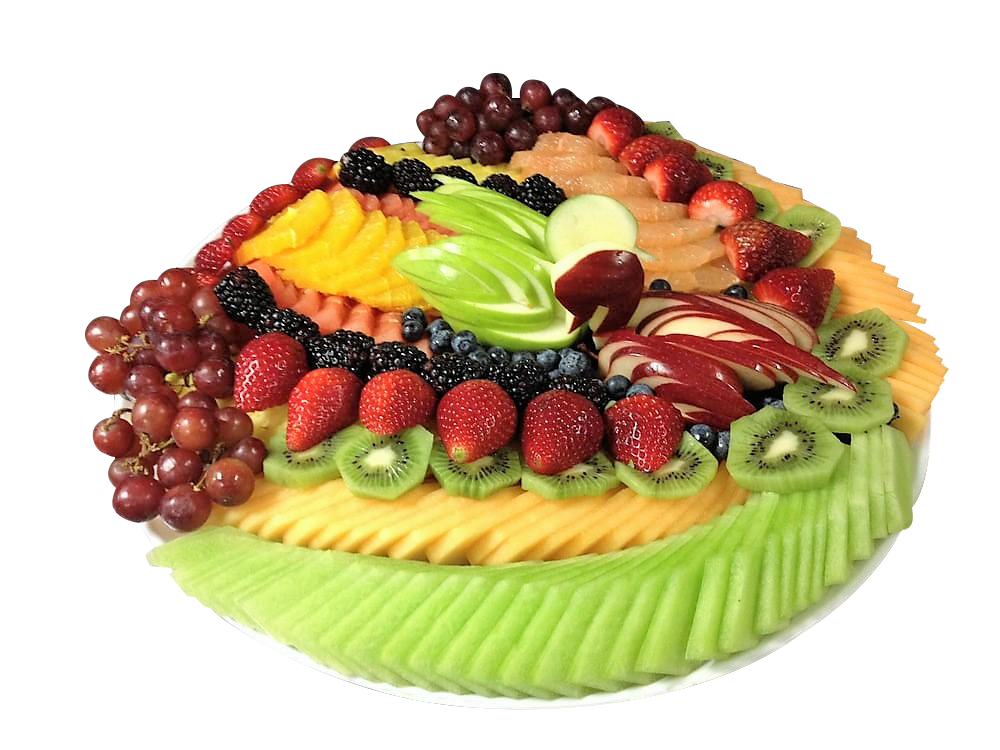 Lucy's Cakes & Crumbs - Fruit Tray